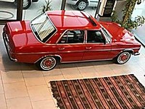 1974 MODEL ORJİNAL MERCEDES 230.6 LPG Lİ Mercedes - Benz Mercedes - Benz 230.6
