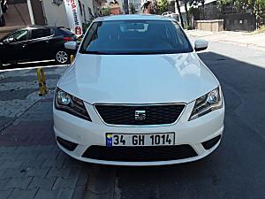 2014 Model 2. El Seat Toledo 1.6 TDI Style - 105000 KM