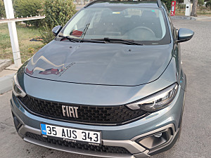 FIAT EGEA CROSS URBAN 2021 MODEL