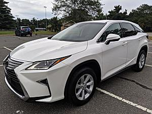 SELLING MY 2017 LEXUS RX 350 IN PERFECT CONDITION.