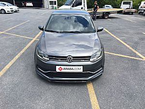2014 Volkswagen Polo 1.4 TDI Comfortline - 187750 KM