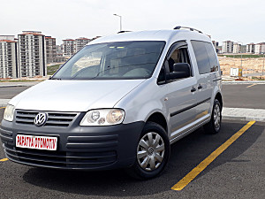 VOLKSWAGAN CADDY 1.9TDI KOMBİ