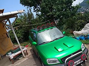 RAV4 TÜRKİYEDE TEK 4X4 SUV TOYOTA