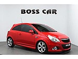 BOSS CAR DAN OPC HATASIZ BOYASIZ ORJİNAL Opel Corsa 1.6 OPC