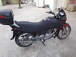 HONDA CBF 150 KIRMIZI RENK MOTOR