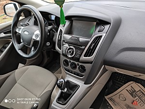 FORD FOCUS STYLE 2014 MODEL 82 BINDE