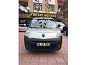 DETAY MOTORS DAN 2012 MODEL 1.5 DCİ PAMPA Renault Kangoo Multix Kangoo Multix 1.5 dCi Pampa