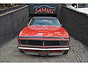 ŞAMNU  DAN 1967 CHEVROLET CAMARO CONVERTIBLE Chevrolet Camaro Camaro