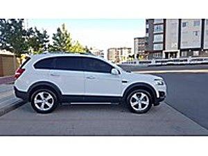 2013 HATASIZ İLK EL BOYASIZ GAPTİVA LTZ LETLİ FUUL PAKET MASRAFZ Chevrolet Captiva 2.0 D LTZ