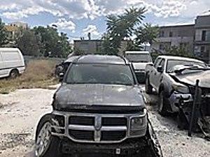 2007 DODGE NİTRO PERT KAYITSIZ MOTOR HASARLI Dodge Nitro