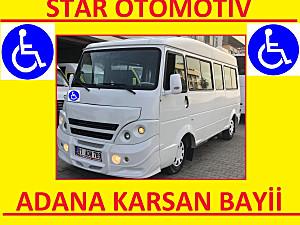 2009 KARSAN J9 PREMİER 14 1 ENGELLİ RAMPALI - KLİMALI - FATURALI