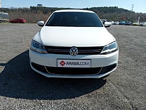 2014 Model 2. El Volkswagen Jetta 1.6 TDi Trendline - 215513 KM