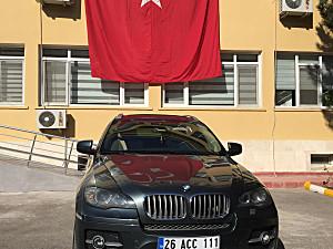 SAHİBİNDEN TRAMERSİZ HATASIZ BMW X6 3.0 XDRİVE