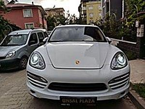 BAYİİİ HATASIZ SIFIR AYARINDA CAYANNE FULL BAKIMLI Porsche Cayenne 3.0 Diesel