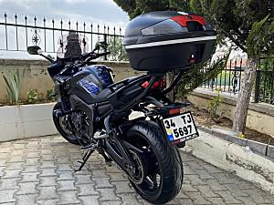 2015 YAMAHA FAZER 800 ABS
