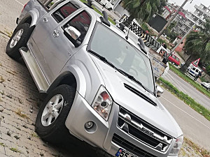 2010 MODEL 4X4 LS FULL PAKET HATASIZ D-MAX