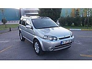 2004 HONDA HR-V 1.6 4X4 OTOMATİK VİTES 267.000KM Honda HR-V 4WD