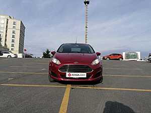 2015 Model 2. El Ford Fiesta 1.6 Trend X - 15410 KM