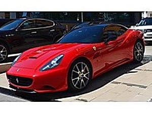 STELLA MOTORS 2010 FERRARİ CALİFORNİA 4.3 V8 CABRİO Ferrari California 4.3