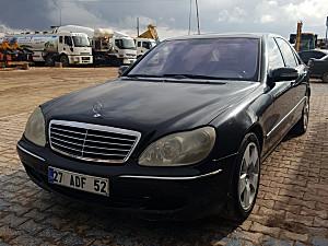 2003 MODEL 350 S MERSEDES
