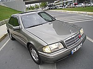 Fırsat aracı bu fiyata Elegans modeli otomatik vites LPG li Mercedes - Benz C Serisi C 180 Elegance