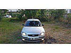 HAS AKAR OTODAN 2005 MODEL DİZEL SIFIR MUANELI OTOMOTİK MONDEO Ford Mondeo 2.0 TDCi Ghia