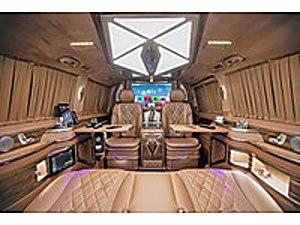 KOÇAK OTOMOTİV SıFıR Mercedes Vito 119 CDI S-CLASS EditioN VİP Mercedes - Benz Vito Tourer Select 119 CDI Select