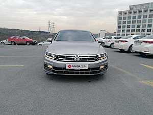 2018 Model 2. El Volkswagen Passat 1.6 TDi BlueMotion R Line - 75900 KM