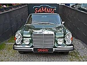ŞAMNU  DAN 1972 MERCEDES BENZ 280S Mercedes - Benz 280 S 280 S