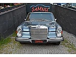 ŞAMNU  DAN 1969 MERCEDES BENZ 300 SEL 3.5 V8 Mercedes - Benz 300 SEL 300 SEL