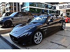 STELLA MOTORS 2013 MASERATİ GRANCABRİO SPORT 4.7 S Maserati GranCabrio 4.7