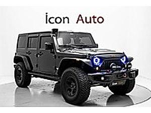 İCON AUTO-CAM TAVAN-ÖZEL YAPIM TANK-OFFROAD DONANM-FULL AKSESUAR Jeep Wrangler 2.8 CRD