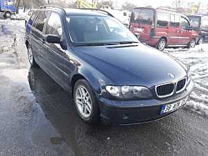 BMW 316I STW 2005 MODEL