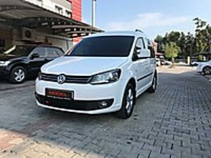 MODEL OTOMOTİV DEN 2013 MODEL CADDY ORJİNAL BOYA YOKTUR Volkswagen Caddy 2.0 TDI Sportline