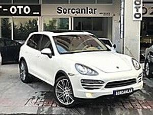 PORSCHE CAYENNE DİESEL-TAKSİT İMKANI-NAVİ- ÇİFT HAFIZA CORBON Porsche Cayenne 3.0 Diesel