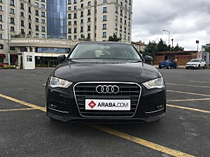 2016 Model 2. El Audi A3 1.6 TDI Attraction Sportback - 185000 KM