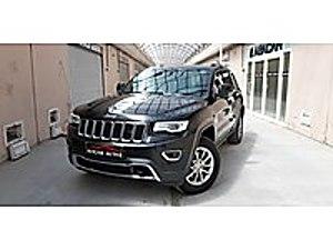 KOÇAK AUTO DAN SATILIK 2016 JEEP GRAND CHEROKEE   Jeep Grand Cherokee 3.0 CRD Limited