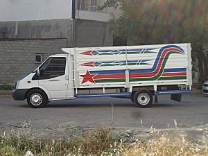 2010 FORD TRANSIT 200 PS KILIMALI BOYASIZ JUMBO