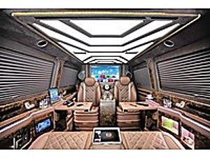 KOÇAK OTOMOTİV SIFIR VW Transporter ABT Luxury Edition ViP DSG Volkswagen Transporter 2.0 TDI Camlı Van Comfortline