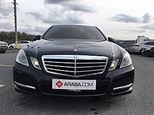 2012 Mercedes E Serisi E 200 CGI BlueEfficiency Avantgarde - 172000 KM
