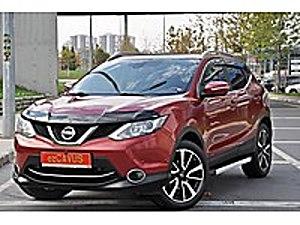 2014 NİSSAN QAŞQAİ 1.5 EDCİ YENİ NESİL 6 İLERİ FULL FULL HASARLI Nissan Qashqai 1.5 dCi Black Edition