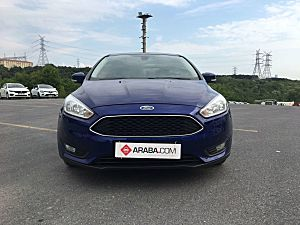 2015 Ford Focus 1.6 Ti-VCT Style - 153870 KM
