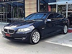 2012   129.000 kmde TAM DOLU ISITMA SOĞUTMA BÜYÜK EKRAN VAKUM BMW 5 Serisi 525d xDrive  Exclusive