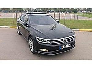 2014 YENİ KASA PASSAT 1.6TDI HIGHLINE DSG CAM TAVAN DERİ Volkswagen Passat 1.6 TDi BlueMotion Highline