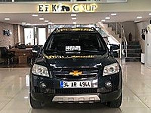 EFKA GRUP tan Captiva 2.0 16V High 7 kişi FULL FULL ORJ Chevrolet Captiva 2.0 D LT High