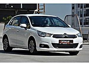 ORTAKLAR AUTO DAN CİTROEN C4 OTOMATİK TAMAMINA YAKIN KREDİ İLE.. Citroën C4 1.6 e-HDi Confort