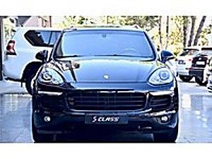 SCLASS dan 2014 PORSCHE CAYENNE S DİZEL HATASIZ MAKYAJLI KASA Porsche Cayenne 4.1 S Diesel