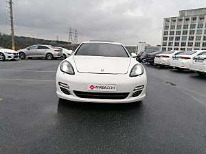 2011 Model 2. El Porsche Panamera 4 - 184750 KM