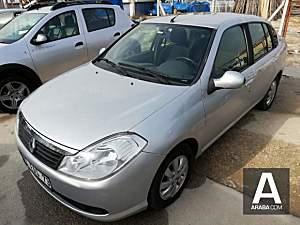 2011 Renault Symbol 1.5 dCi Expression Plus hatasiz boyasiz
