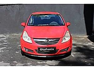 OTOFENİX 2008 OPEL CORSA 1.3CDTI ENJOY 120.000KM Opel Corsa 1.3 CDTI  Enjoy